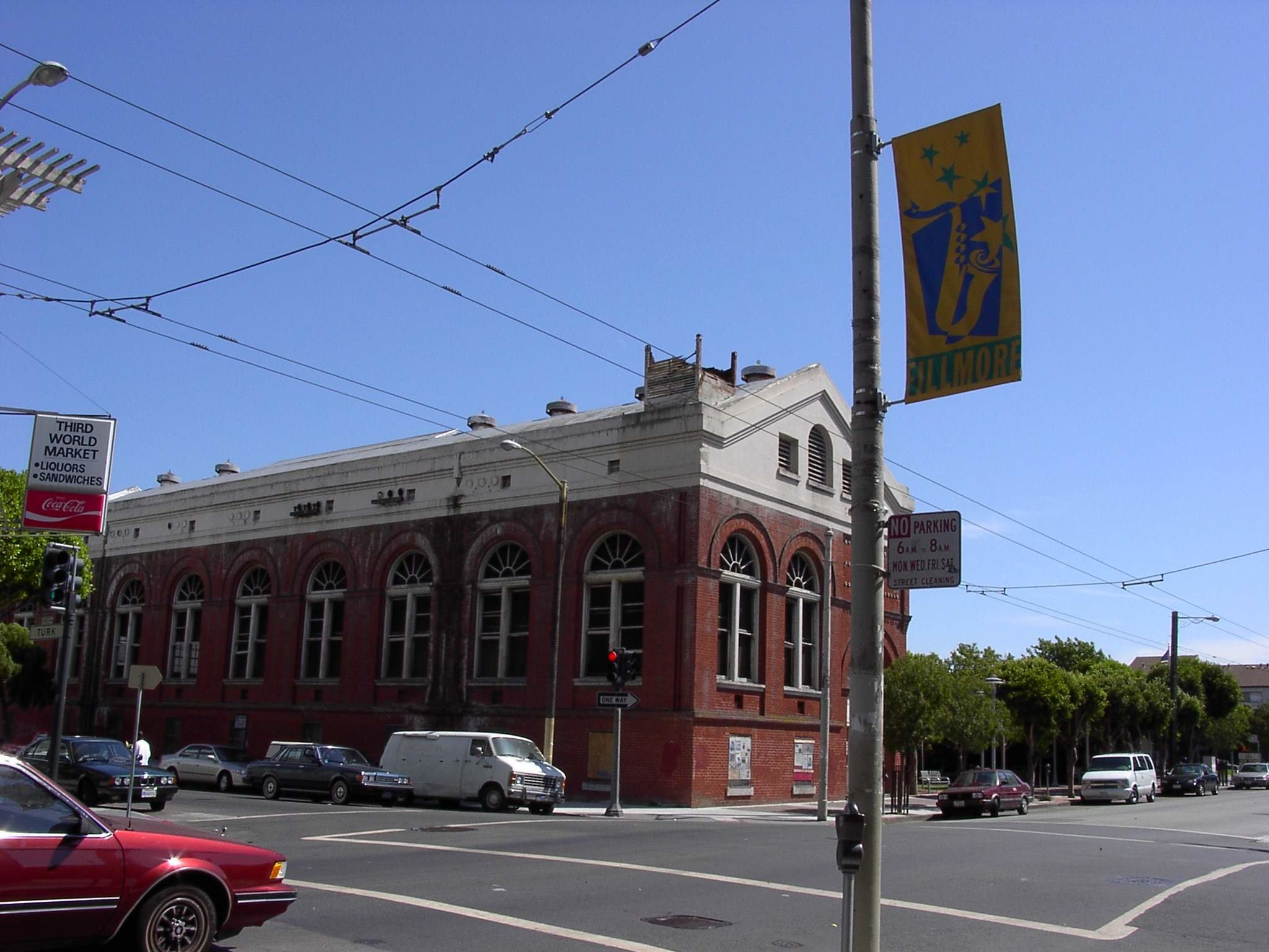 MUNI Substation